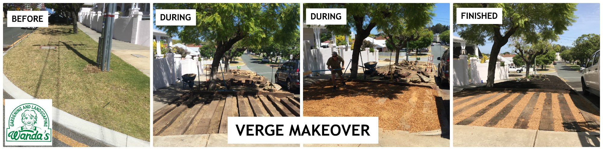 Verge Makeover and Matching Review